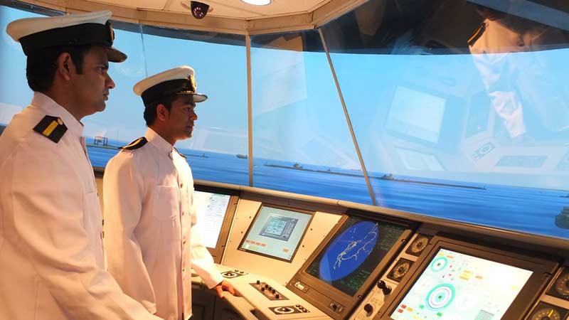 Marine Simulation Courses Sri Lanka | CINEC Campus