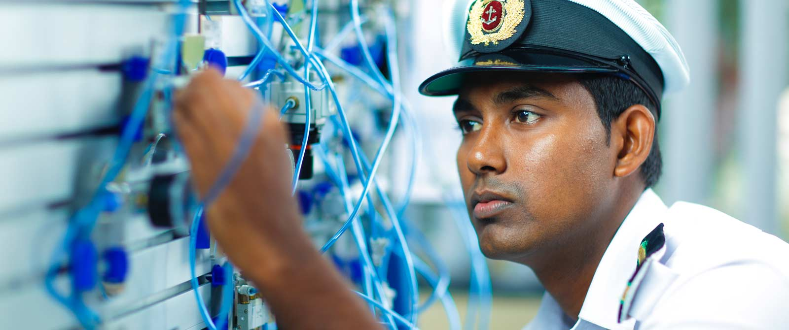 why did you chose marine engineering as a course Industrial engineering gives you the foundation for work in this domain take extra courses and certifications, and you could eventually become a data scientist 4.