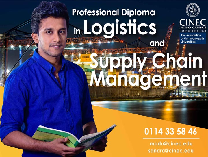 CINEC Campus | Professional Diploma in Logistic &