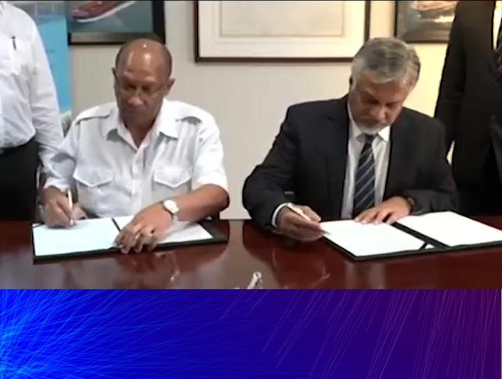 Agreement to see local seafarers trained in Sri Lanka
