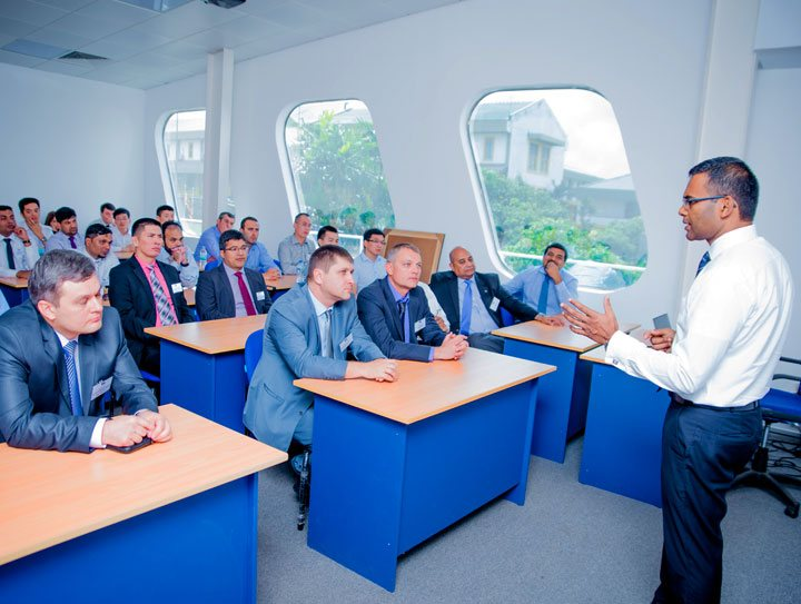Reederei Nord Tanker Officers Seminar
