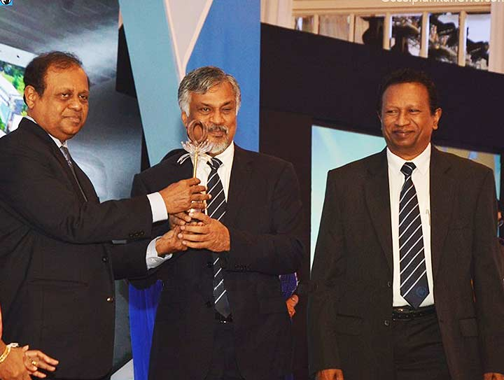 Special Award by the Sri Lanka Standards Institution (SLSI)