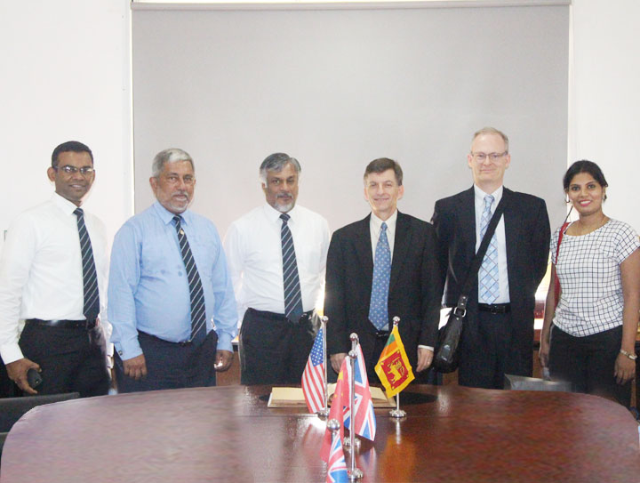 USAID Delegation Visit to CINEC Campus