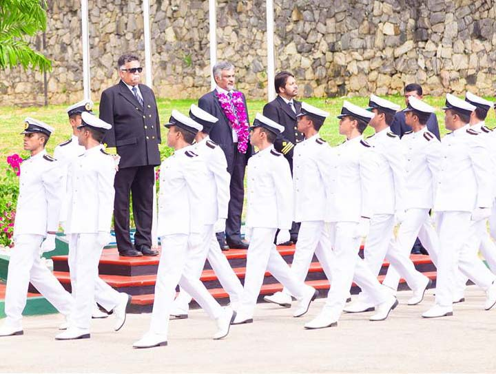Passing Out Ceremony of Cadets - 2017