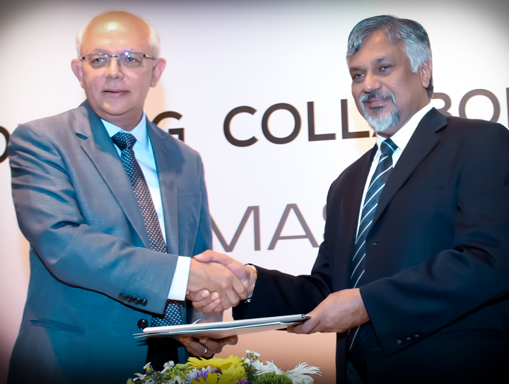 MAS | CINEC Collaborative Research Centre – Opening Ceremony