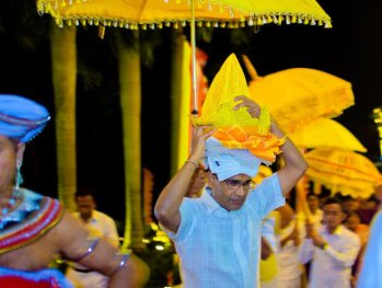 CINEC Celebrated 27th Anniversary with Overnight Pirith Ceremony