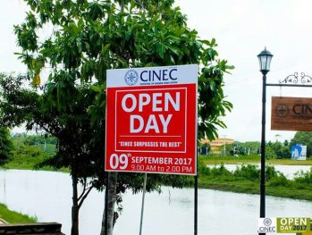 CINEC Open Day 2017